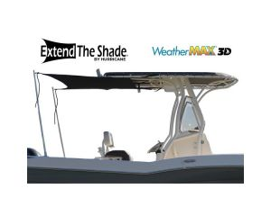 T-Top Extension Shade - Black - Westland