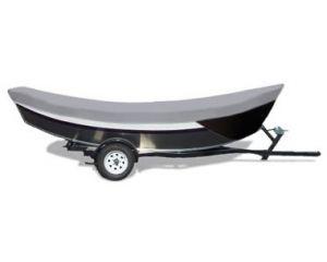 Thru-1999 Boston Whaler 13 Sport W/ Side Rails W/O Windscreen Custom Fit™ Custom Boat Cover by Carver®