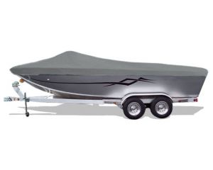 "Carver® Styled-to-Fit™ Semi-Custom Boat Cover - Fits 17'6"" Centerline x 80"" Beam Width"