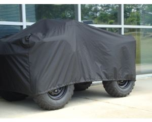 "Carver® Styled-to-Fit Small ATV Cover - Fits 84"" Length, 48"" Width, 40"" Height"