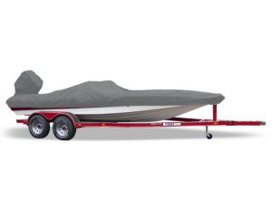 "Carver® Styled-to-Fit™ Semi-Custom Boat Cover - Fits 16'6"" Centerline x 84"" Beam Width"