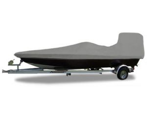 """Carver® Styled-to-Fit™ Semi-Custom Boat Cover - Fits 18'6"""" Centerline x 77"""" Beam Width"""