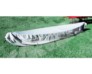 """Carver® Styled-to-Fit Canoe Cover - Fits 14'0"""" Centerline Length x 37"""" Beam Width"""