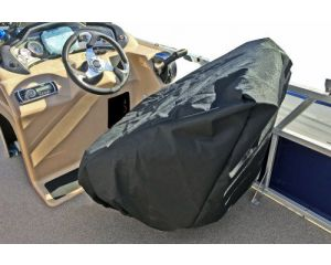 Captain's Chair Cover by Carver®