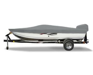 """Carver® Styled-to-Fit™ Semi-Custom Boat Cover - Fits 27'6"""" Centerline x 102"""" Beam Width"""