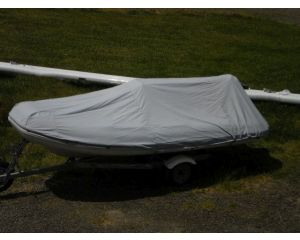 Carver® Specialty Boat Cover - Fits Center Console Inflatable Boats