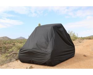 "Carver® Styled-to-Fit Low Profile Wide Sport UTV Cover - Fits 133"" Length, 72"" Width, 66"" Height"