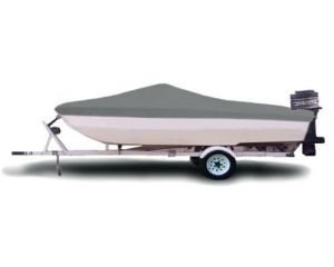 "Carver® Styled-to-Fit™ Semi-Custom Boat Cover - Fits 16'6"" Centerline x 80"" Beam Width"