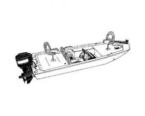 Seachoice Semi-Custom Jon Bass Boat Cover