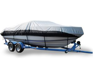 """BoatGuard® Eclipse Boat Cover by Taylor Made® - Fits Beam Width to 96"""" x 16'-19' Centerline"""