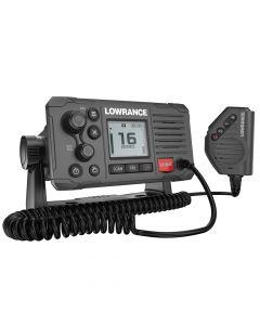 VHF RADIO LINK-6 DSC-BLACK