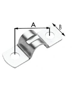 SeaStar Solutions 7/32 Cable Clamps