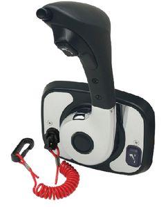 SeaStar Solutions Single Side Mount Control w/o Trim, w/Cut Off Switch