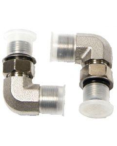 SeaStar Solutions ORB Fitting Kit, 901/2 Elbow, (2 per kit)