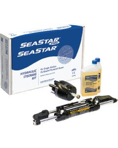 Seastar Pro® HK7500A3 Hydraulic Steering Kit w/o Hoses