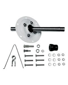 SeaStar Solutions Corrosion Resistant Splashwell Mounting Kit - 15