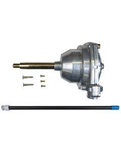 Boat Steering Systems - Rotary, Hydraulic, Rack & Pinon
