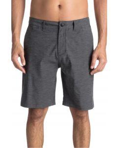 """Quiksilver Men's Union Heather Amphibian 21"""" Amphibian Shorts"""