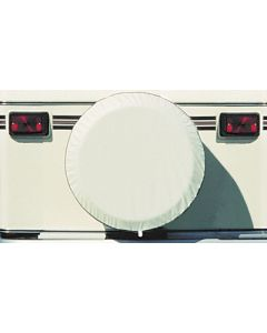 Other L POLAR WHITE TIRE COVER