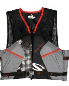 Stearns Comfort Series Paddlesports Nylon Vest, Orange/Black