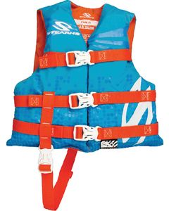Stearns Classic Series Nylon Vests, Child Blue 3000002196