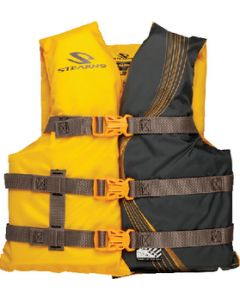 Stearns Classic Series Nylon Vests, Youth Gold Rush 3000002200