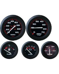Sierra Amega Tachometer 0-4000 RPM Diesel