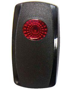 Sierra Contura V Replacement Actuators w/1 Lens Black Pr.