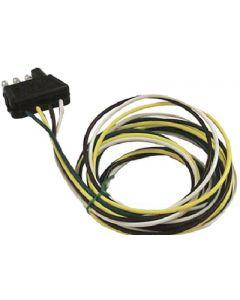 Sierra_11 4 Pole Flat Connectors