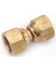 Anderson Metals 3/8 Swivel Nut - Anderson Metals Flared Tube Fittings