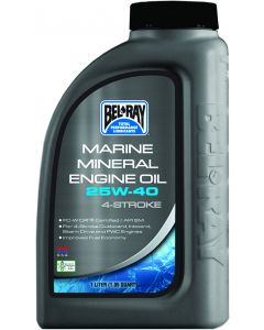 Bel/Ray Marine 4/Stroke Mineral Engine Oil