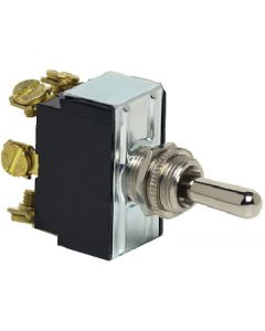Cole Hersee Heavy/Duty Double Pole Toggle Switch