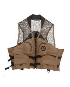 Deluxe Mesh Fishing Vest