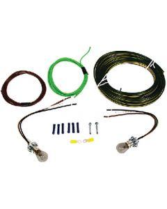 Blue Ox Socket Light Kit - Bulb & Socket Tail Light Wiring Kit