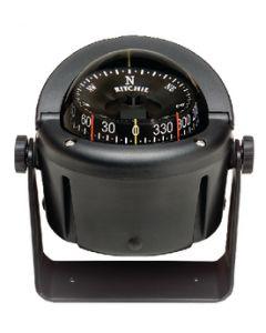Ritchie Compass Helmsman Brkt Dir Blk