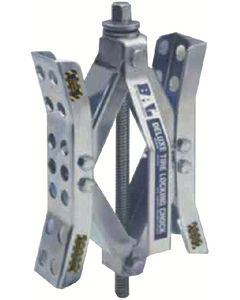 Bal Products Div Nco Deluxe Locking Chock - Deluxe Tire Locking Chock