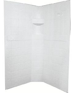 Neo Shower Wall 34 X 34 X 67 - Neo Shower Wall