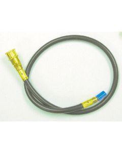 Bristol Products 1/4In Idx36 Lp Hose/Quick Disc - Lp Gas Hose W/Quick Disconnect