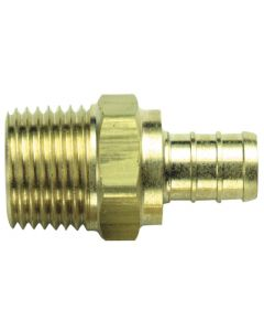Bristol Products 1/2Bx1/2Mpt Pex Male Adapter - Qestpex&Reg; Brass Valves, Fittings And Adapters