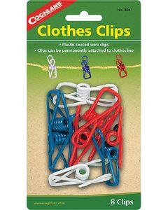 Coghlans Clothes Clips - Clothes Clips