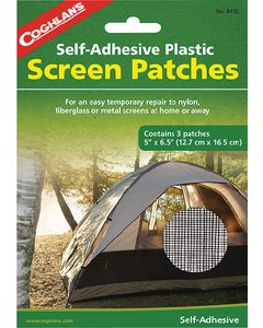 Coghlans Screen Patch - Screen Patch