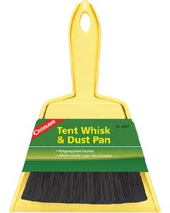Coghlans Tent Whisk - Tent Whisk And Dust Pan