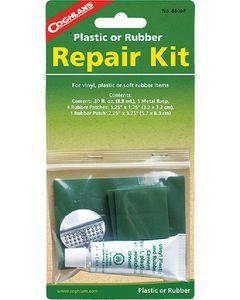 Rubber Repair Kit - Sportsman'S Plastic Or Rubber Repair Kit