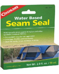 Coghlans Seam Seal 2 Oz. Carded - Water Based Seam Seal