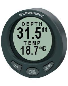Lowrance LST3800 Digital Depth w/Skimmer Transducer