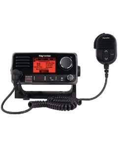 Raymarine Ray70 All-In-One VHF Radio w/AIS Receiver,  Loudhailer & Intercom
