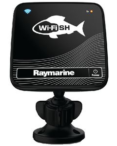 Raymarine Wi-Fish w/T/M Transducer Wi-Fi CHIRP DownVision Sonar f/Smartphones & Tablets