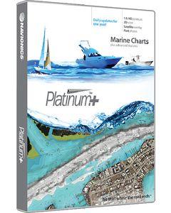 Navionics Carribean Platinum+ On M155-Sd