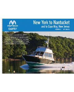 Maptech CHTKIT-R3 NY-NANTCT &TO CP MAY