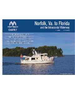 Maptech CHTKIT-R6 NORFOLK TO FL & ICW